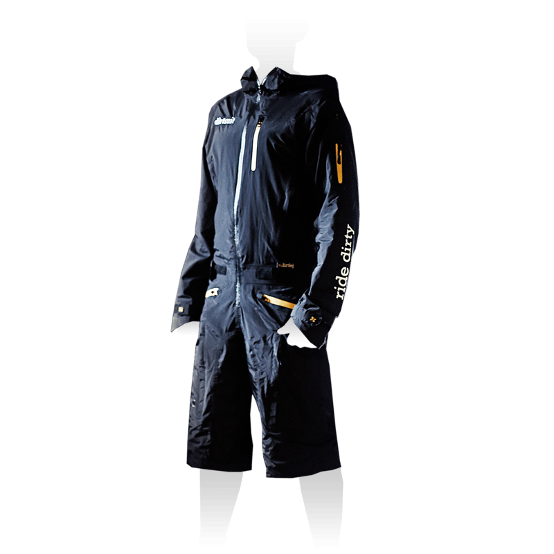 dirtlej dirtsuit black edition