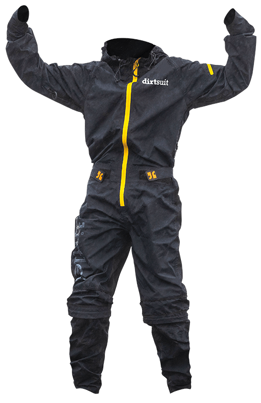 dirtlej dirtsuit kids edition
