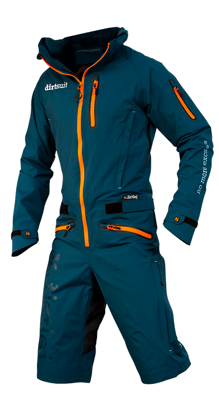 dirtlej dirtsuit pro edition The dirtier the better