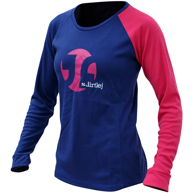 dirtlej mountee warm ladies cut