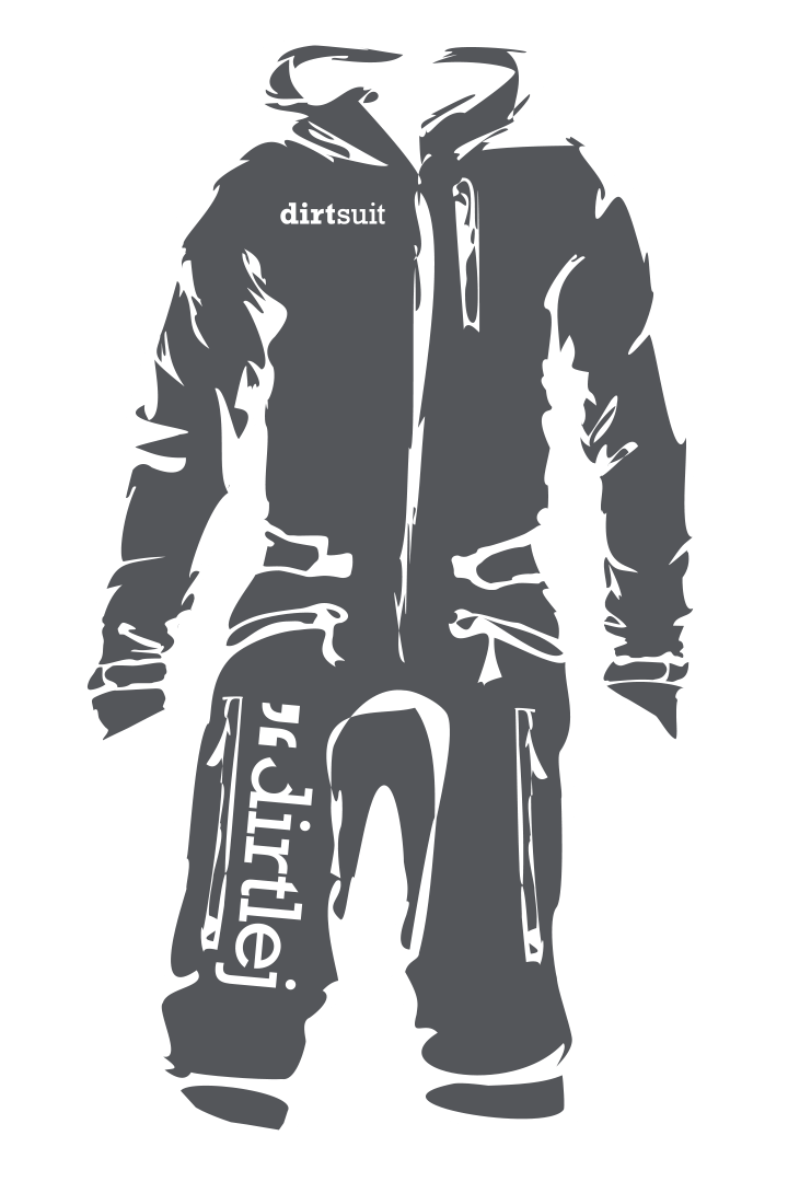 dirtlej - dirtsuit classic edition